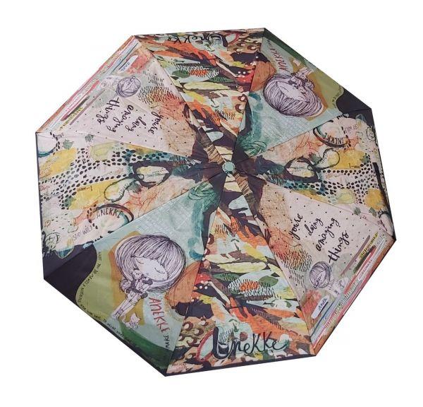 Чадър Anekke - автоматичен, сгъваем, различни видове