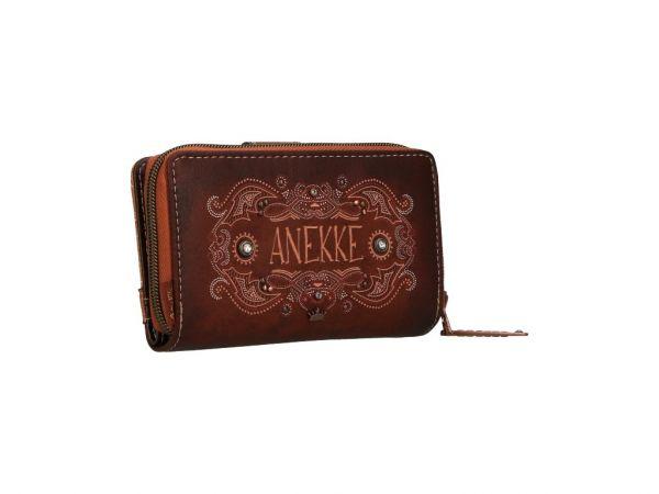 Дамско портмоне Anekke - Arizona, тъмнокафяво