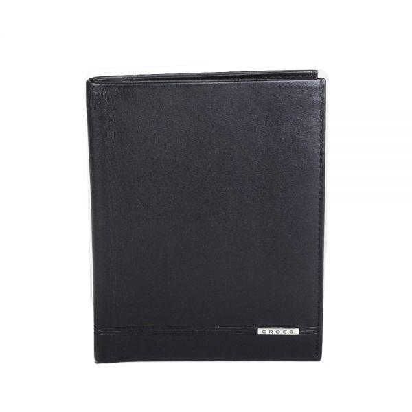 Портфейл за международен паспорт Cross Classic Century, Black