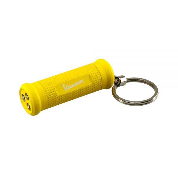 Ключодържател LED фенерче Vespa , червен