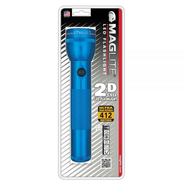 MAGLITE 2D Cell LED - фенер с 2 батерии D