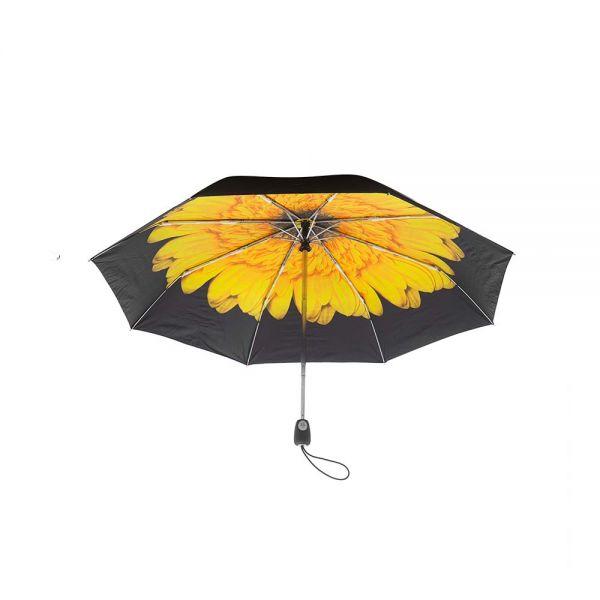 Дамски чадър Pierre Cardin, с цвете