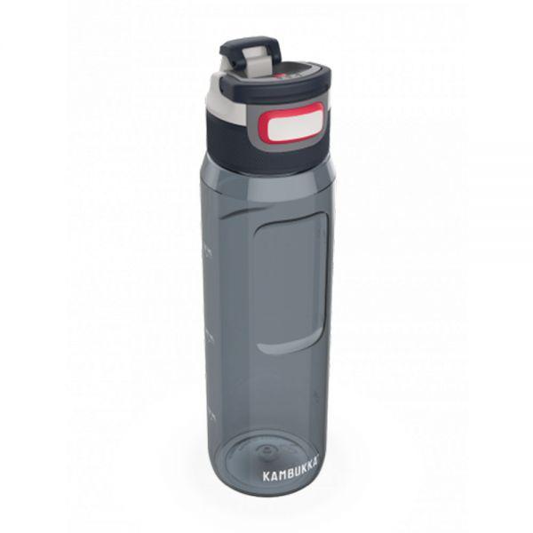 Бутилка за вода от тритан Kambukka Elton, без ВРА, с капак 3 в 1 Snapclean®, 1000 мл