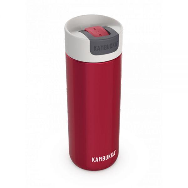 Термочаша от неръждаема стомана Kambukka Olympus с термокапак Snapclean®, 500 мл