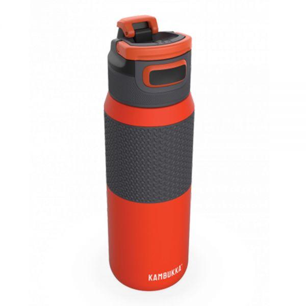 Бутилка за вода двустенна Kambukka Elton Insulated с капак 3 в 1 Snapclean® 750мл